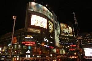 Toronto Zentrum